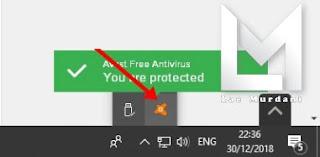 Cara Mematikan Software Antivirus AVAST Sementara
