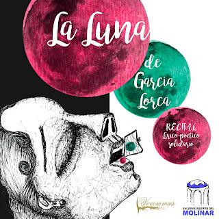 Divendres 31 de març a les 21 h , La Luna de García Lorca