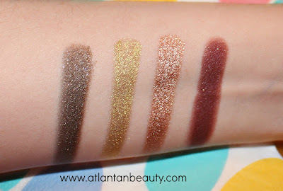 ColourPop Where The Night Is Swatches