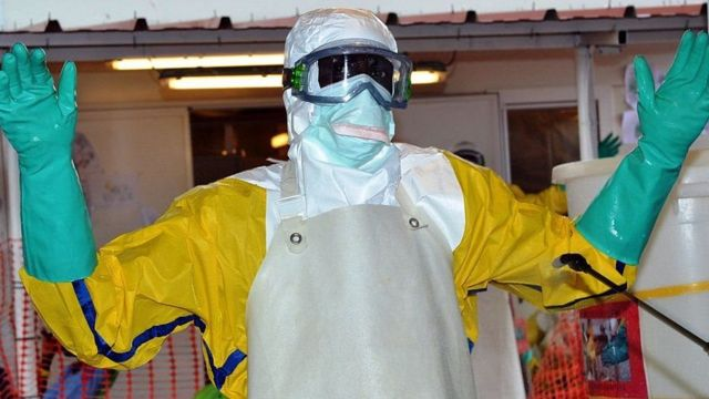 Résurgence du virus d'Ebola en Guinée