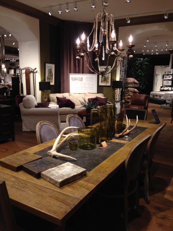 Mix And Chic The Inside Scoop Furniture Store Arhaus In Schaumburg Illinois