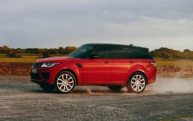 Range Rover Sport chỉ mất vỏn vẹn 5.3 giây để đạt tới 100km/h