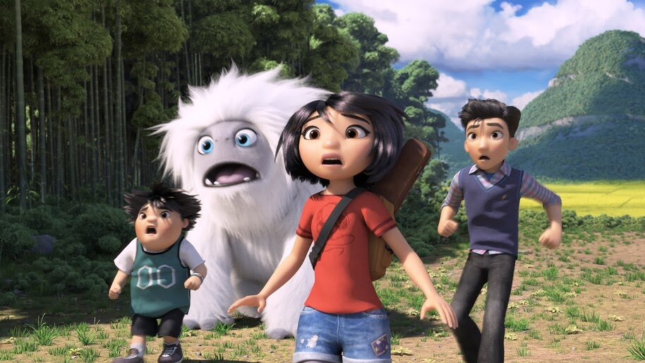 Abominable Characters Dreamworks 2019 4K Wallpaper #3 133