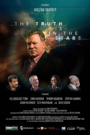 Poster The Truth Is in the Stars 2017