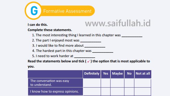 Terjemahan Soal Bahasa Inggris Chapter 2 Halaman 31 Kelas 11