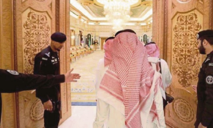Tiga Cedera dan Dua Pengawal Diraja Arab Saudi Maut Ditembak