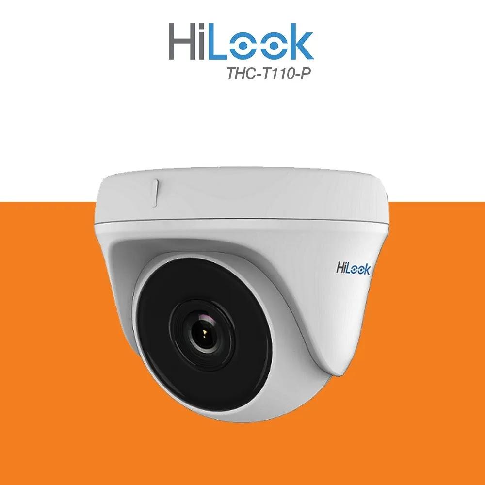 Camera quan sát HDTVI HILOOK THC-T120-PC (hồng ngoại 2MP)