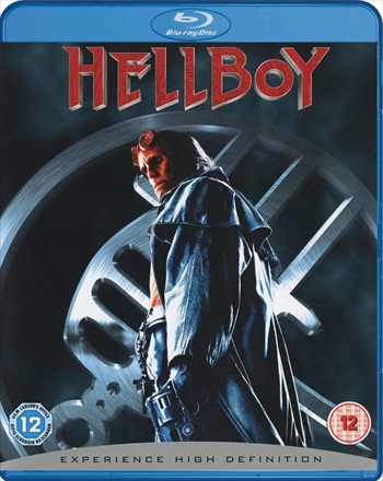 Hellboy 2004 Dual Audio Hindi BluRay 400mb 576p