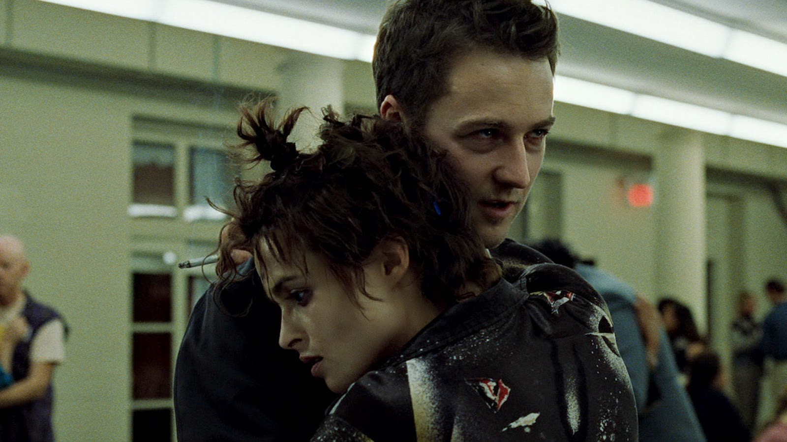 Diagnosing the Narrator from 'fight Club'