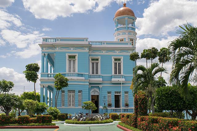 Le Palacio Azul