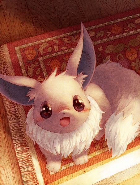 cutest pokemon Eevee 1