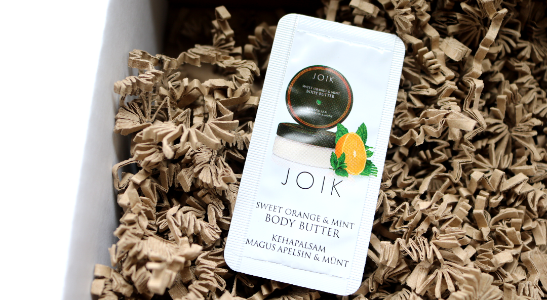 JOIK Sweet Orange & Mint Body Butter