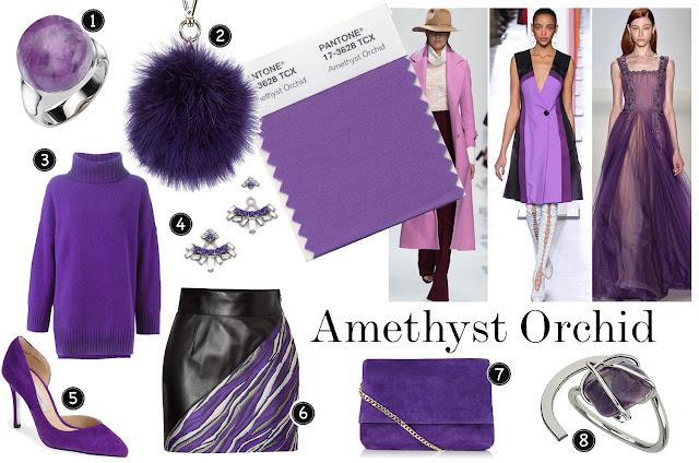 Amethyst Orchid #fashioncolor A/I 20015/16