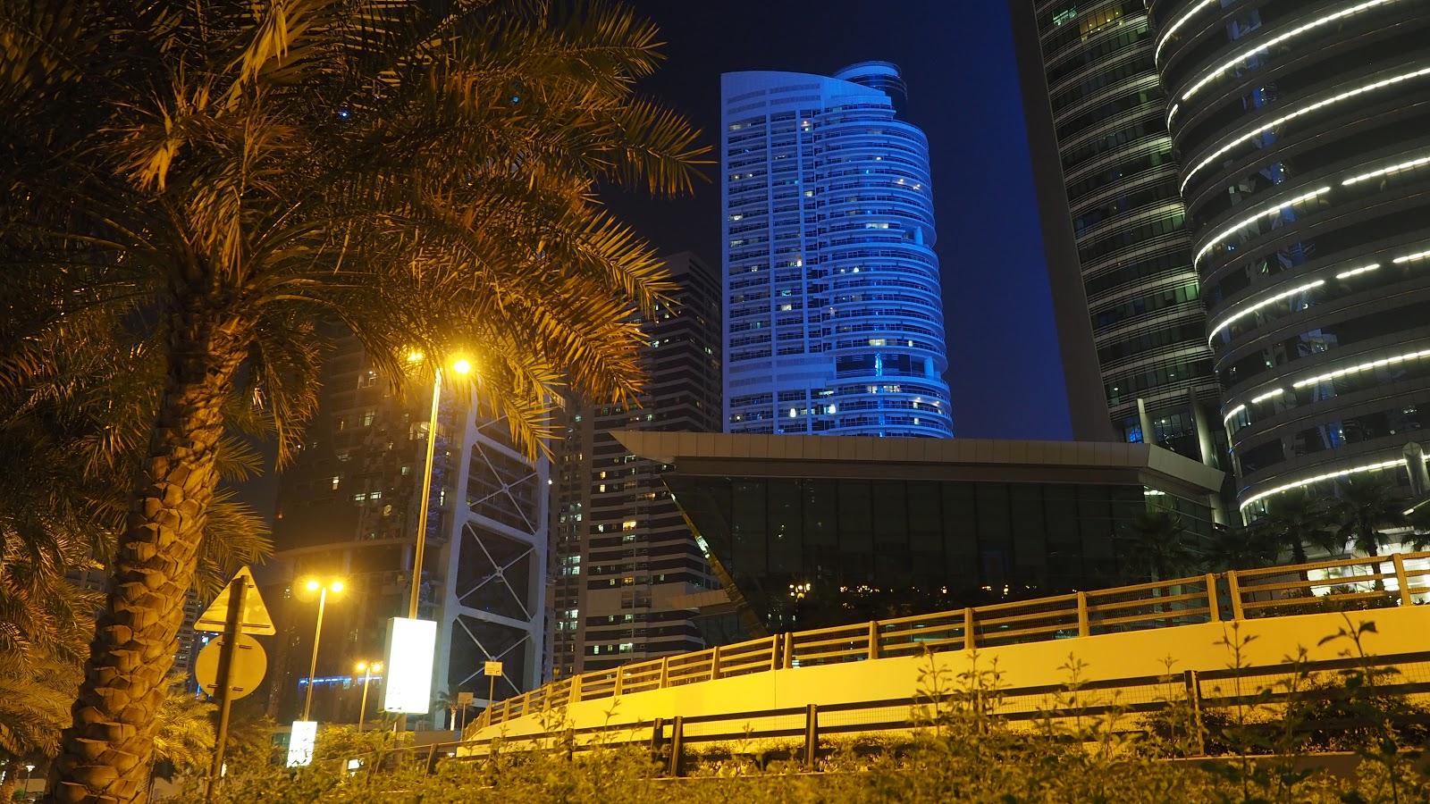 Dubai bekapcsoltak