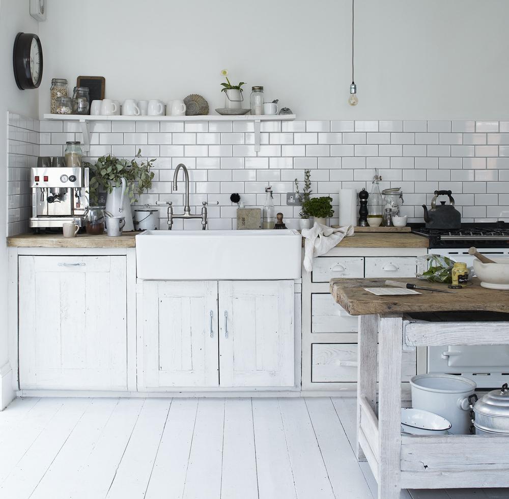 Cottage Kitchen Permit Utah: Vintage Chic: Kjøkkeninspirasjon/ Kitchen Inspiration