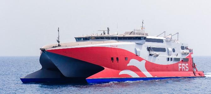 La naviera alemana FRS retira de Marruecos sus cinco buques de carga.