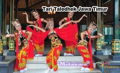 Tari Taledhek (Jawa Timur)