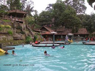 area kolam renang di sekatul