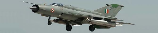 The Story of IAF's Tryst With MiG-21 Fighter Planes