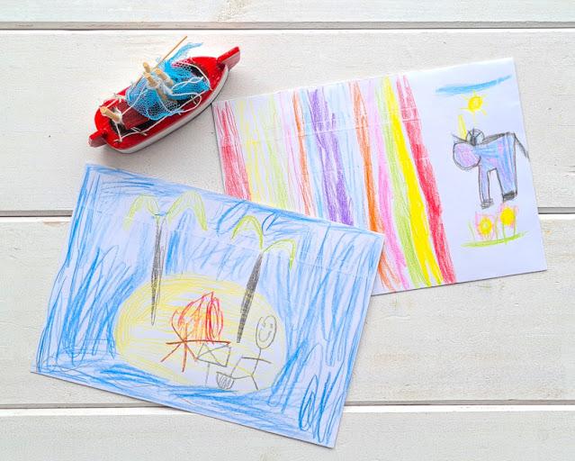 DIY: Umschlag für einen Gutschein gestalten (eine einfache Idee). Selber basteln? Mit dieser andersartigen Gestaltungsidee erhaltet Ihr im Nu kunterbunte Briefumschläge, die individuell und einmalig sind!