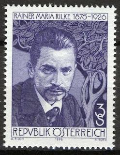 Austria 1976, Rainer Maria Rilke