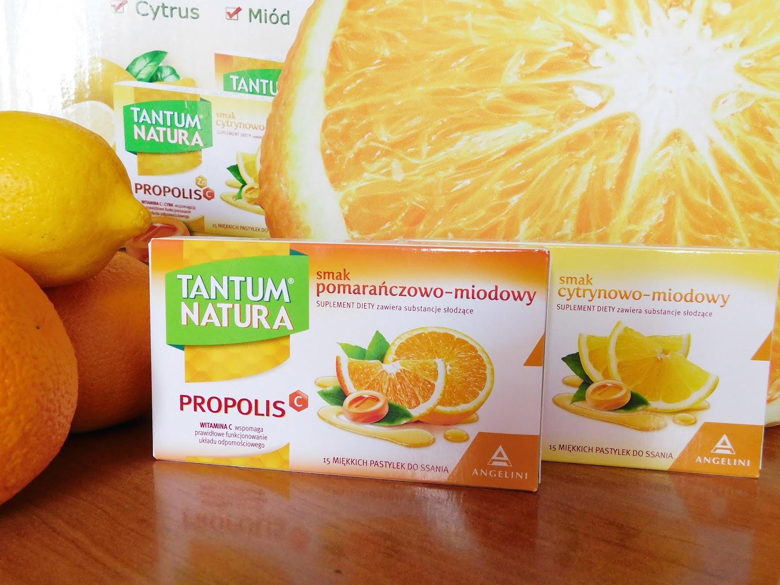Pastylki Tantum Natura - naturalne wspomaganie prawidłowego funkcjonowania układu odpornościowego.