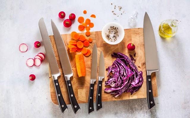Γιατί δεν πρέπει να βάζετε ποτέ τα μαχαίρια στο πλυντήριο των πιάτων
