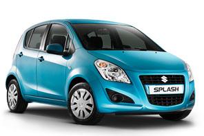 Suzuki Splash - Bali Jaya Trans