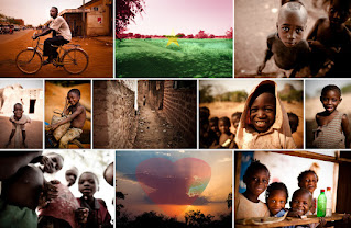 Burkina Faso children and families
