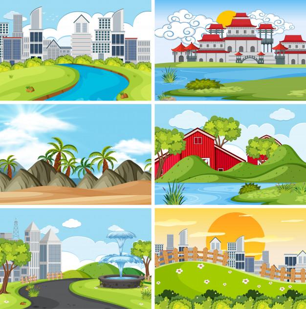 Dampak perkembangan kota terhadap masyarakat desa dan kota
