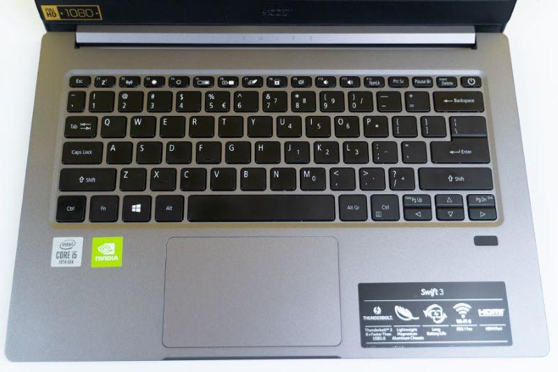 Acer Swift 3 Air 2 Bisa untuk Game?