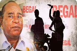 Lambert Jitmau Prihatin Maraknya Begal di Kota Sorong
