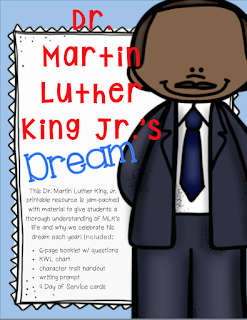 Dr. Martin Luther King's Dream