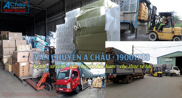 Báo giá vận chuyển hàng hóa đi Hà Nội