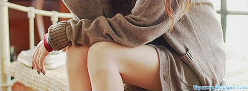 Cover ảnh bìa facebook tình yêu đơn phương buồn cô đơn