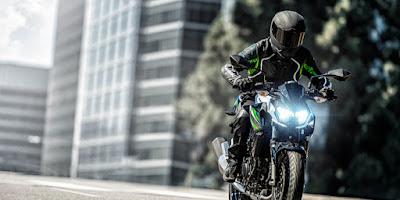 Motor Baru Kawasaki New Z250,  Siap Meluncur Pekan Depan