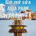 Giờ mở cửa Công viên Châu Á Đà Nẵng mới nhất