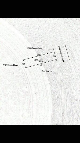 Bán đất Hiệp Thành , TDM, Bình Dương. Ngang 5 dài 20 nhé .