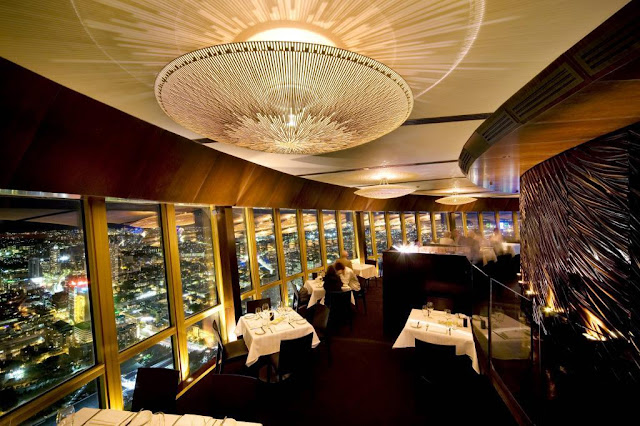 Sydney Tower Buffet Meal