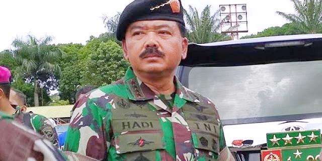 Penanganan Papua, Denny Siregar Sebut Panglima TNI Tidak Kuasai Peta Lapangan
