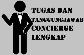 Tugas Concierge