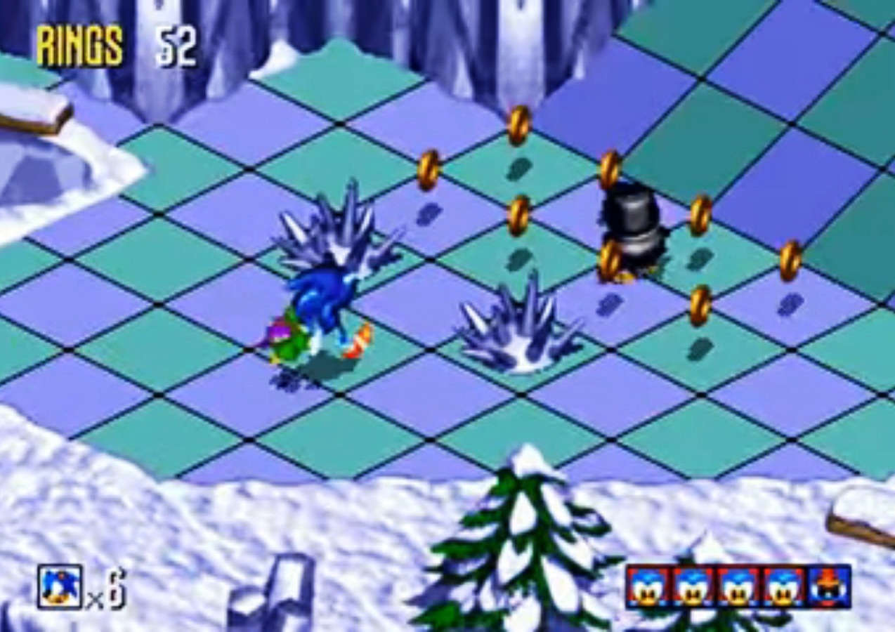 Review - Sonic 3D Blast - Mega Drive - Neo Player - Podcast