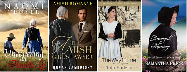 Image: Click for Top 100 Free Amish Romance eBooks