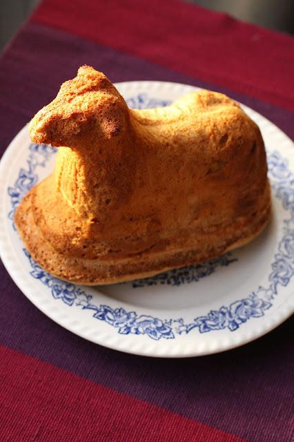 agneau alsace gâteau