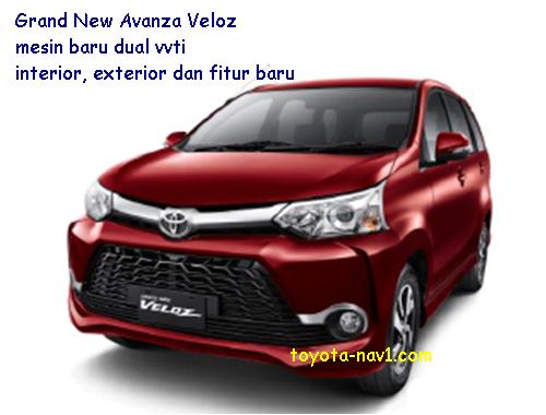 Harga Grand New Avanza Makassar Group All Kijang Innova Brosur Kredit Toyota 2018 - Veloz Promo Diskon ...