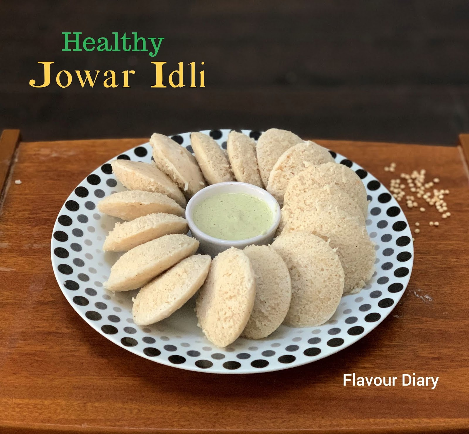 healthy weight loss Jowar Idli Recipe