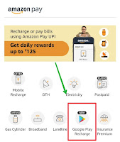 How to buy redeem code by amazon pay