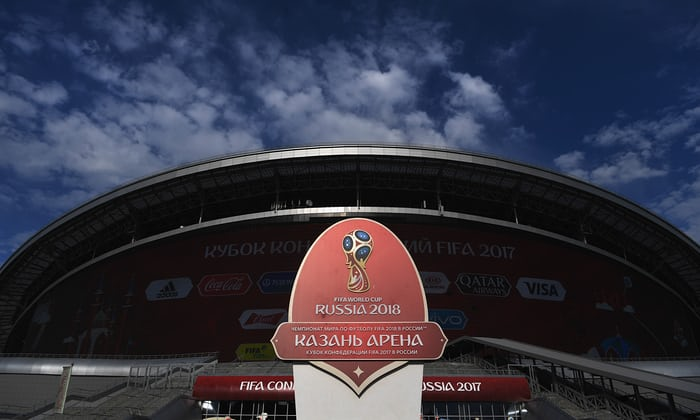 Russia 2018 stadiums ready to receive the masses