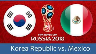 فوز صعب للمكسيك امام كوريا الجنوبية الجولة الثانية , كأس العالم 2018