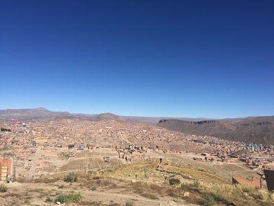 Bolivia.  Potosí